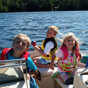 boating safety kids