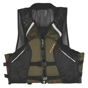Stearns fishing vest review